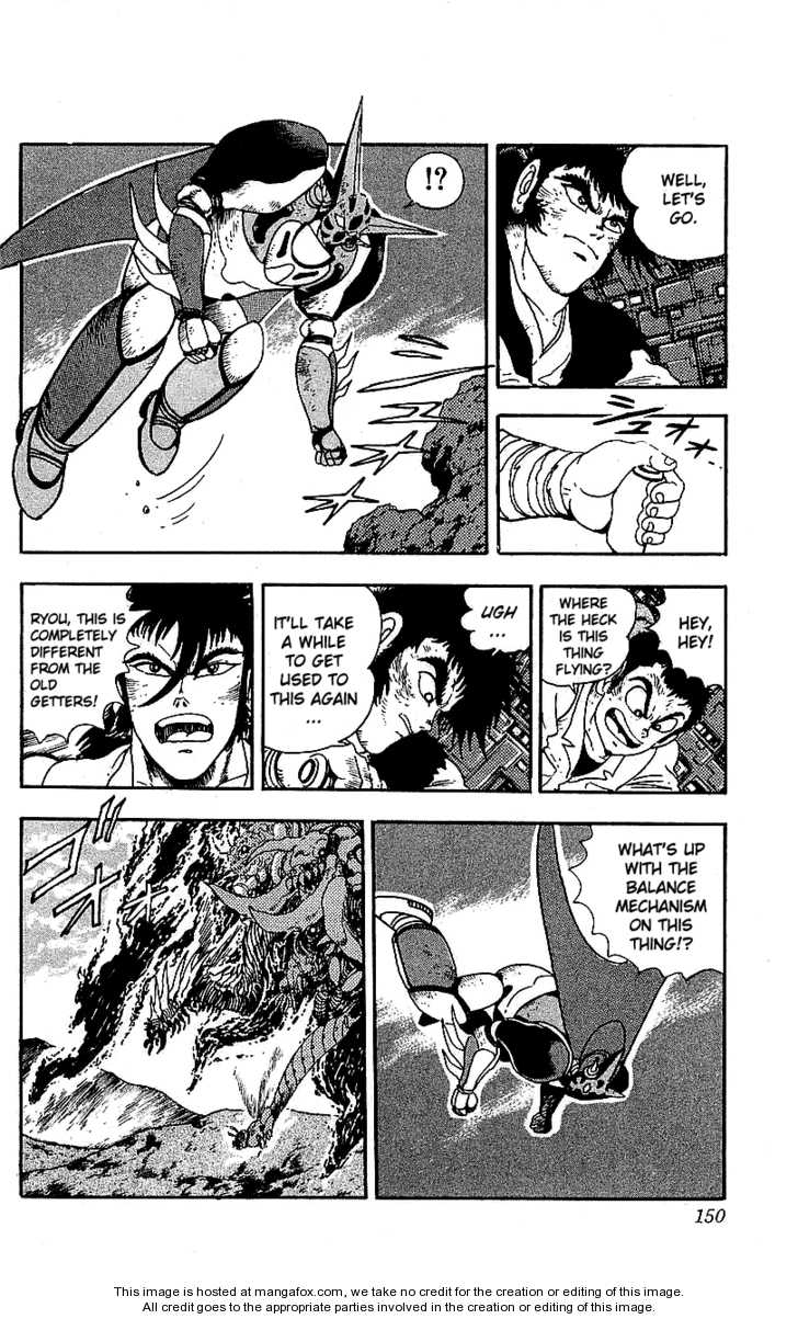 Getter Robo Go 4 Page 3