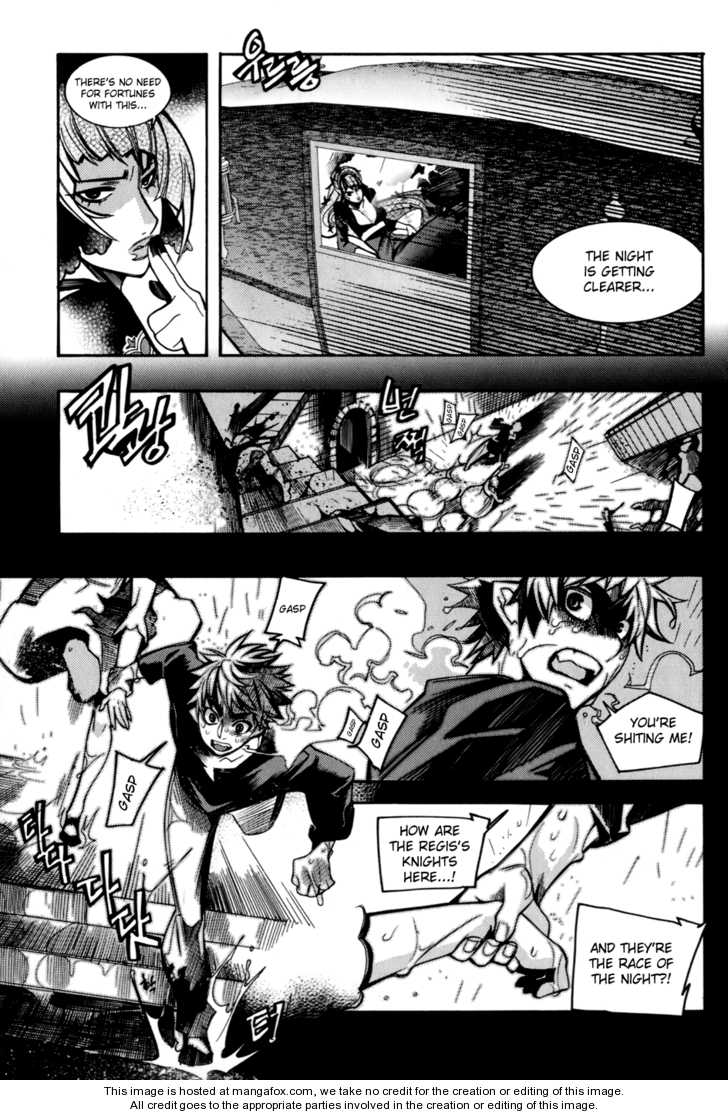 Cavalier of the Abyss 11 Page 4