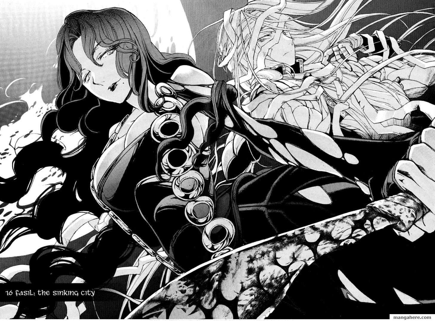 Shoukoku no Altair 16 Page 3