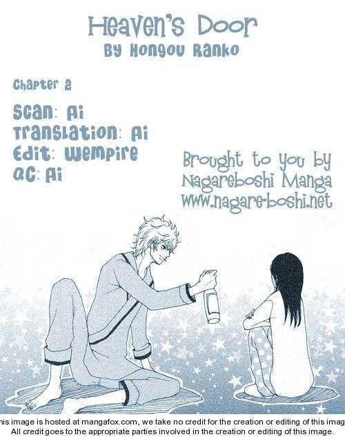 Heaven's Door (HONGOU Ranko) 2 Page 1