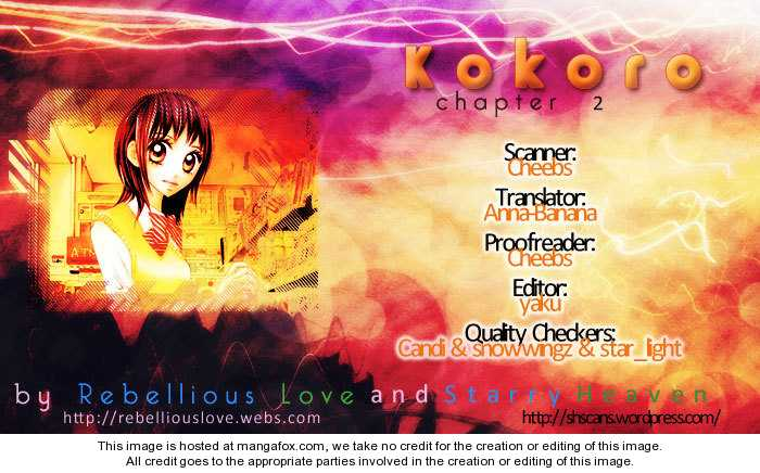 Kokoro 2 Page 1