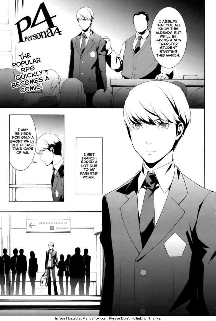 Persona 4 1 Page 2