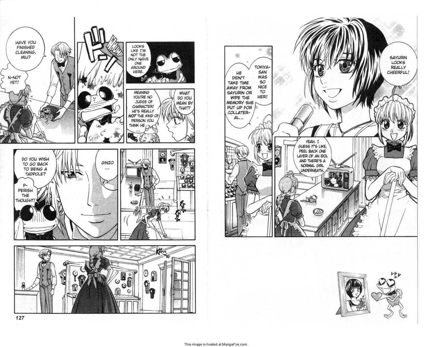 Toki no Shugomono 4 Page 2