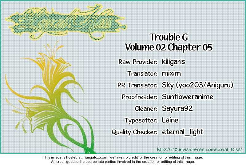 Trouble G 5 Page 2