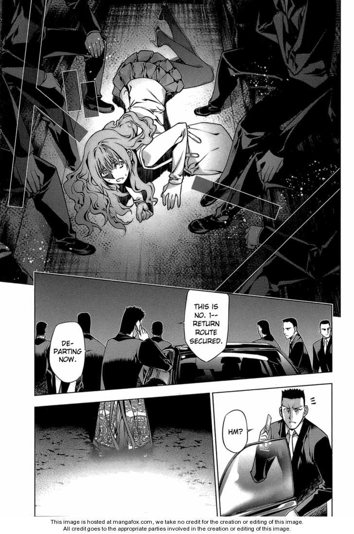 Black God 65 Page 1