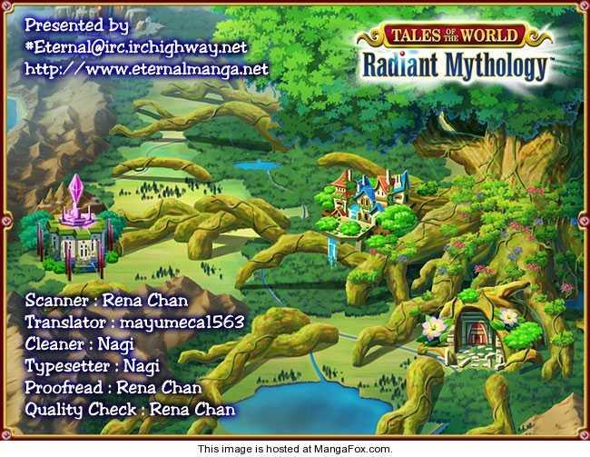 TOW: Radiant Mythology 1 Page 1
