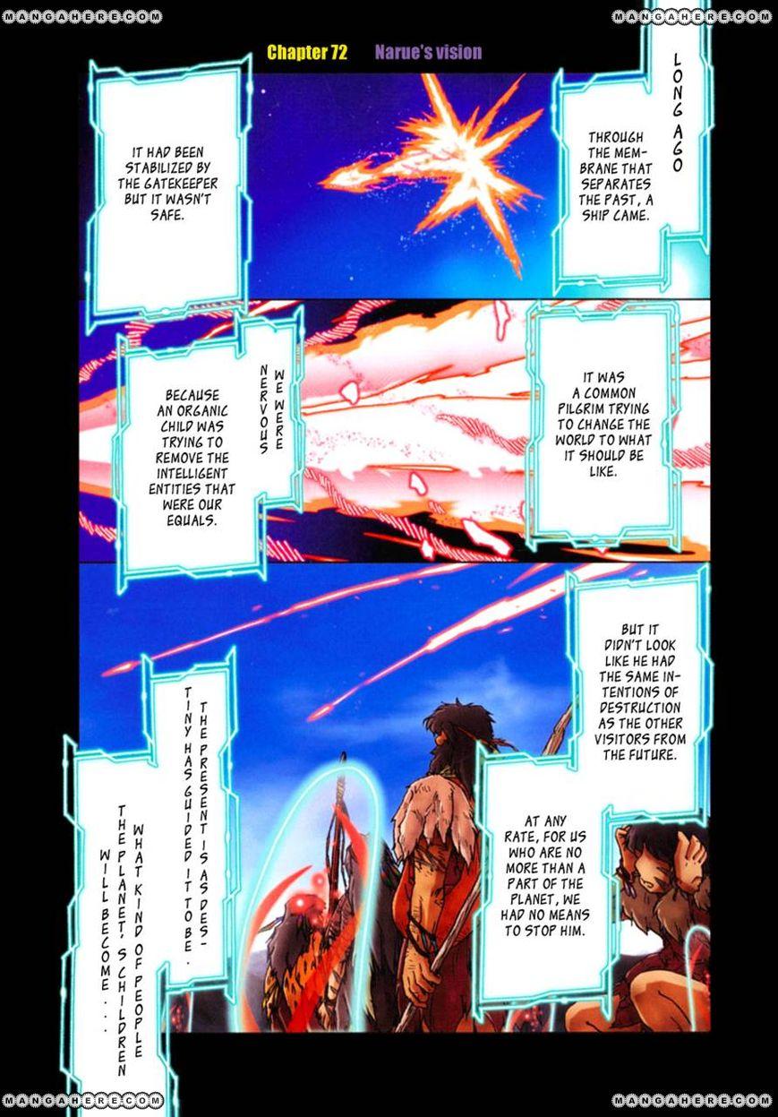 Narue no Sekai 72 Page 3