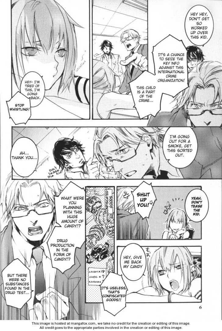 Arcana (Anthology) 1 Page 2