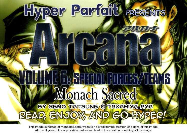 Arcana (Anthology) 2 Page 1