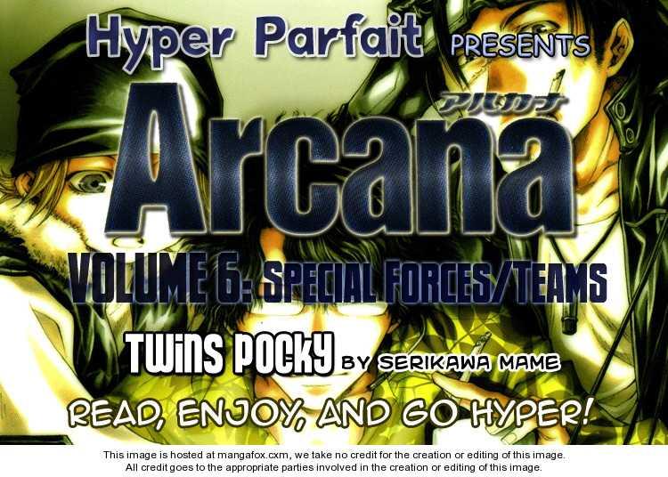 Arcana (Anthology) 15 Page 1