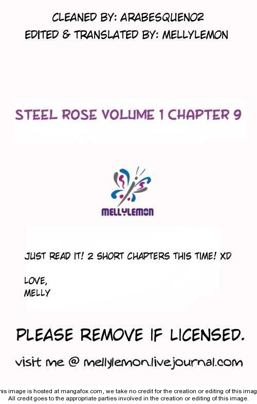 Steel Rose 9 Page 1