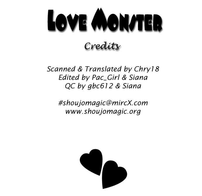 Love Monster 8 Page 2