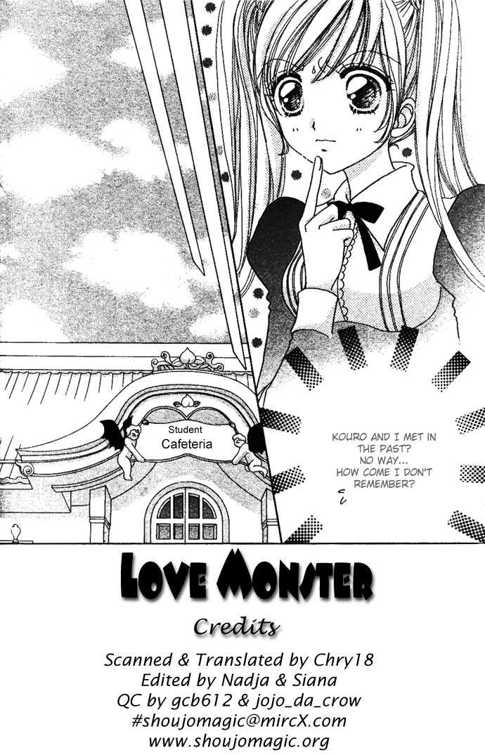 Love Monster 9 Page 3