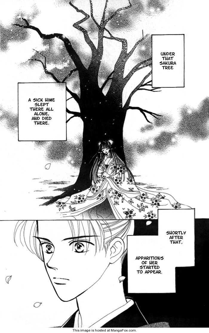 Hanakanmuri no Hime 3 Page 4