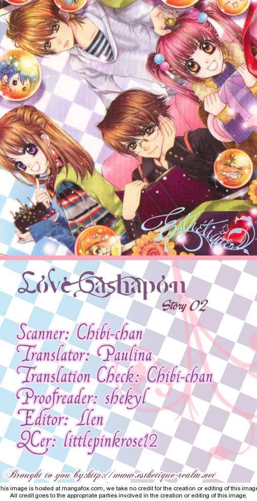 Love Gashapon 2 Page 2