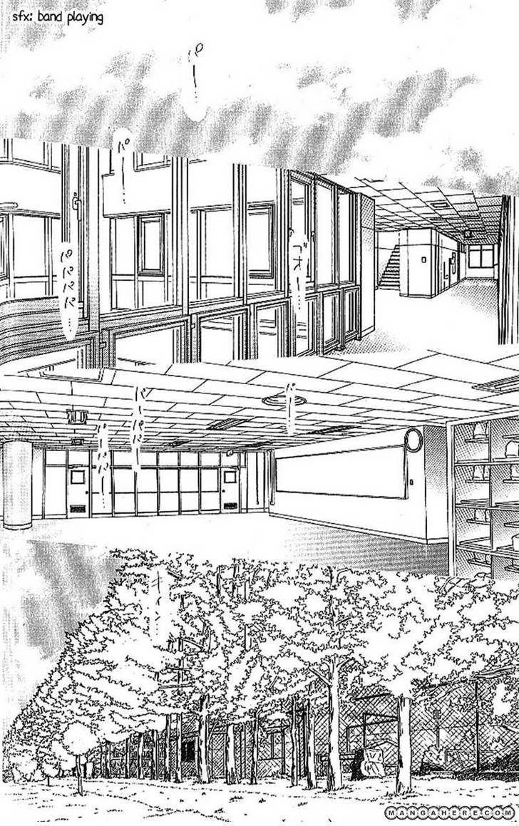 Aozora Yell 14 Page 1