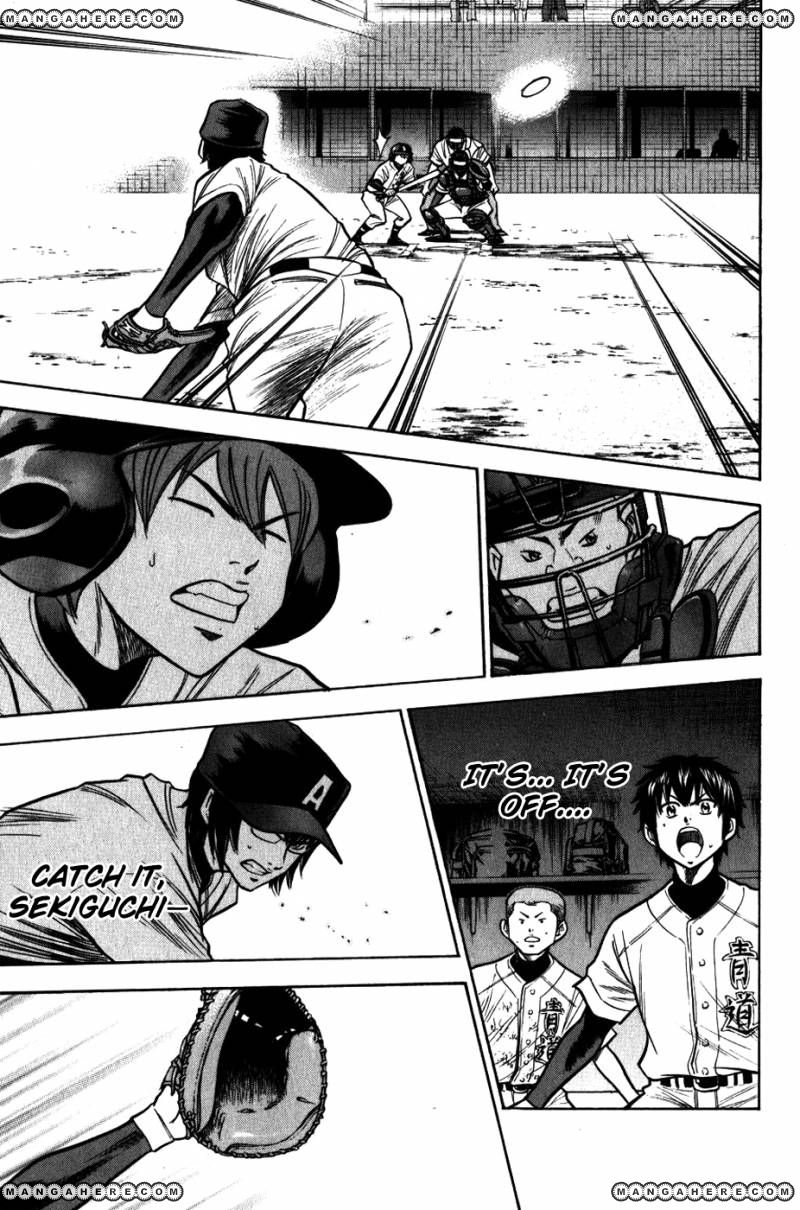 Diamond no Ace 87 Page 3