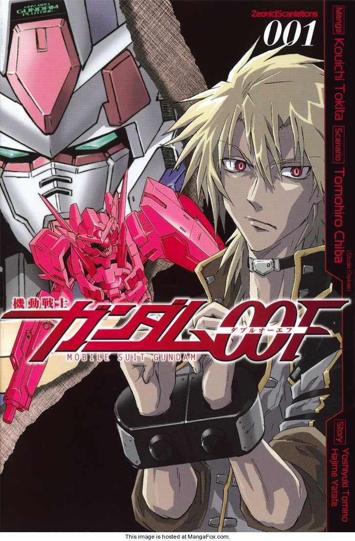 Kidou Senshi Gundam 00F 5 Page 1