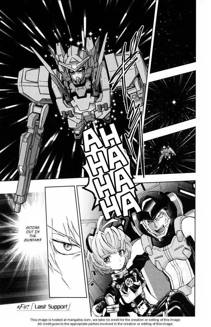Kidou Senshi Gundam 00F 7 Page 1