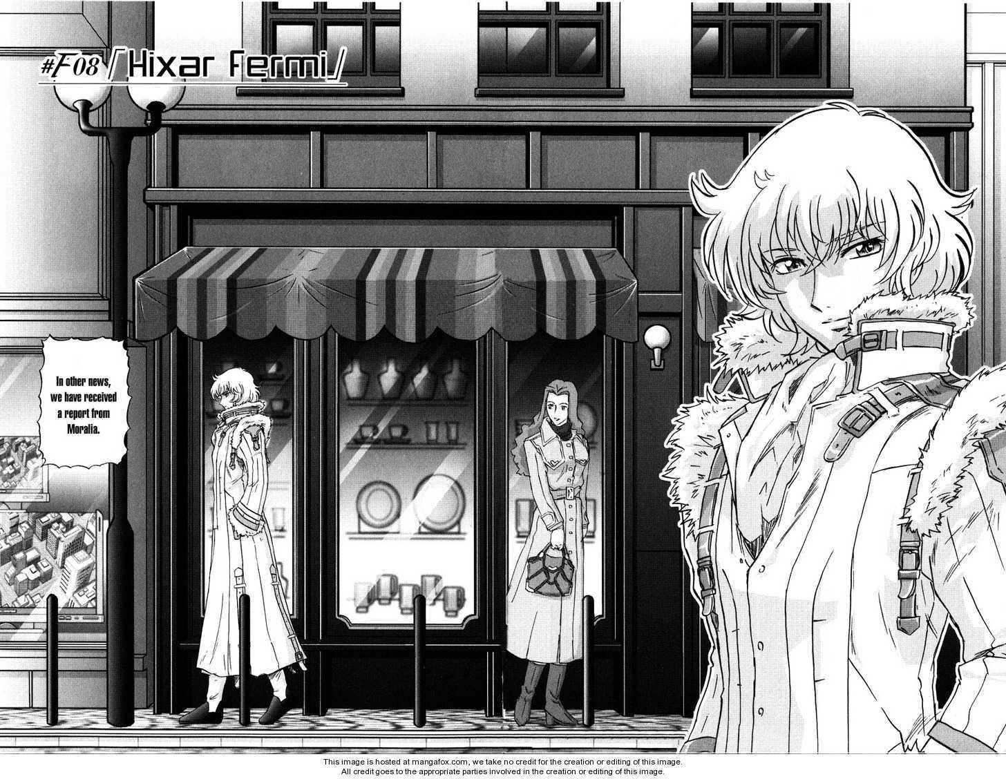 Kidou Senshi Gundam 00F 8 Page 1