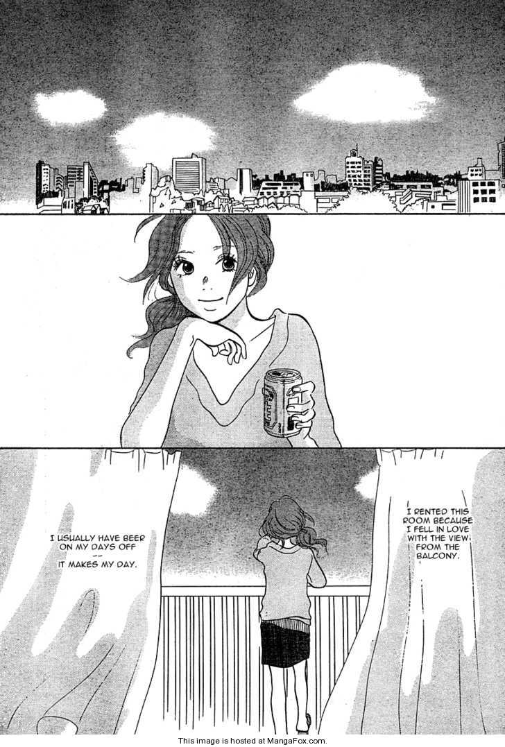 Wisteria-Colored Sky Apartment 1 Page 2