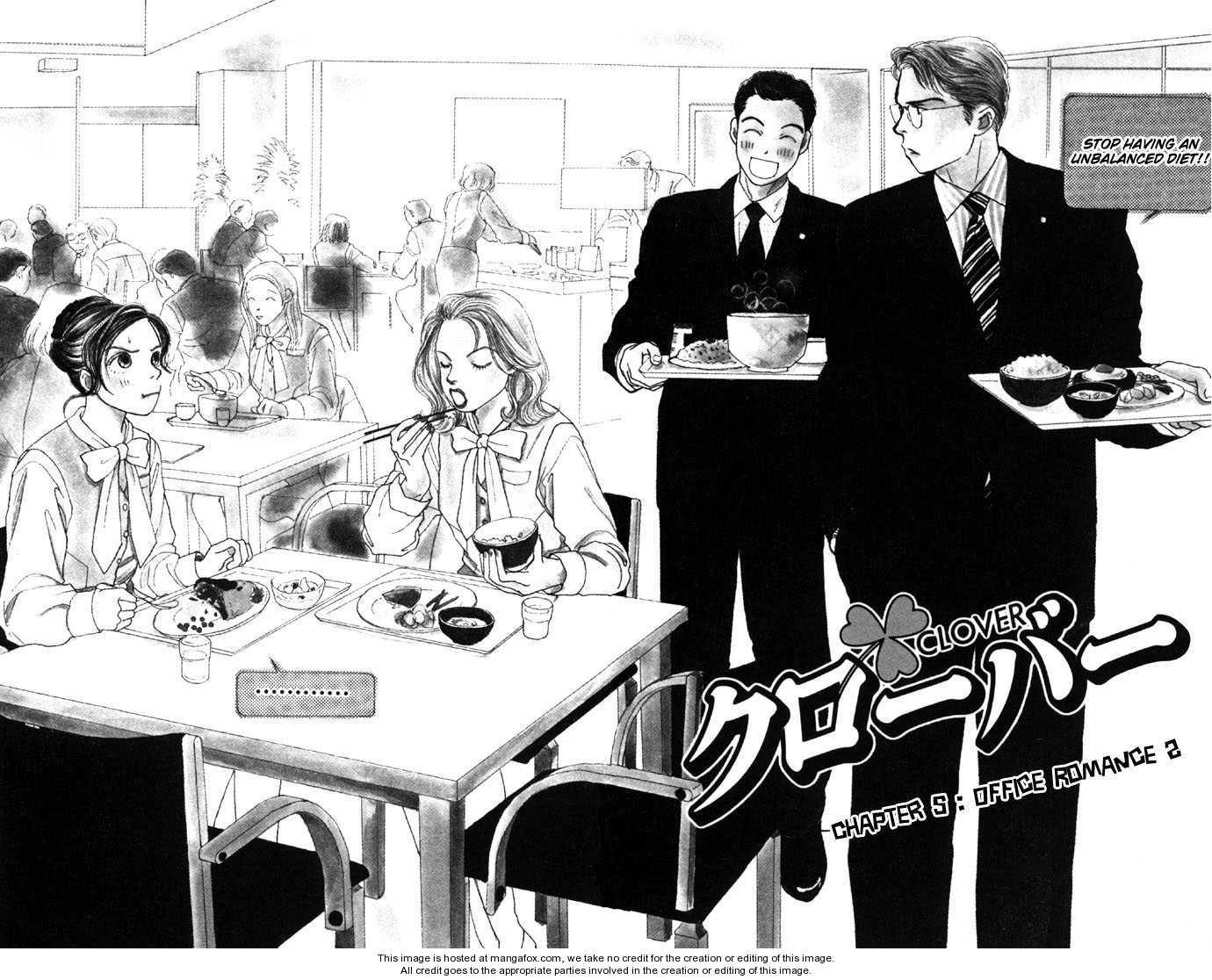 Clover (CHIYA Toriko) 2 Page 3