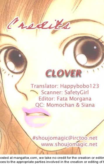 Clover (CHIYA Toriko) 2.5 Page 2
