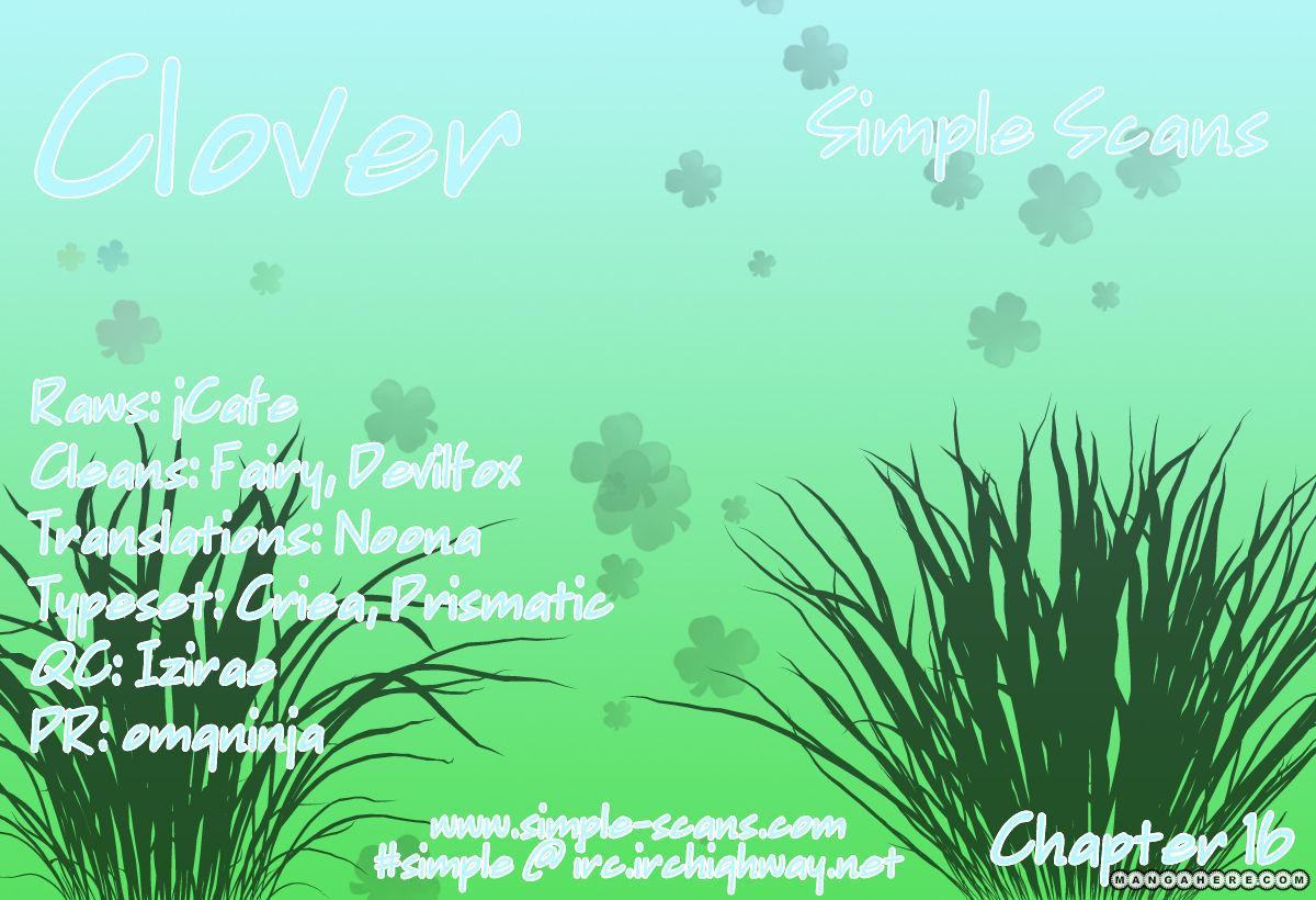 Clover (CHIYA Toriko) 16 Page 1