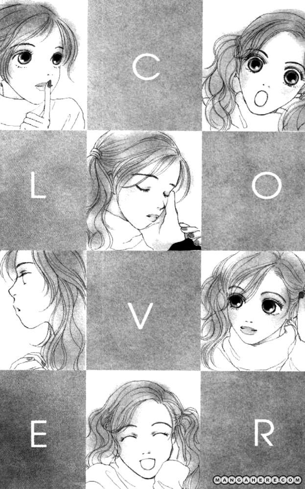 Clover (CHIYA Toriko) 21 Page 3
