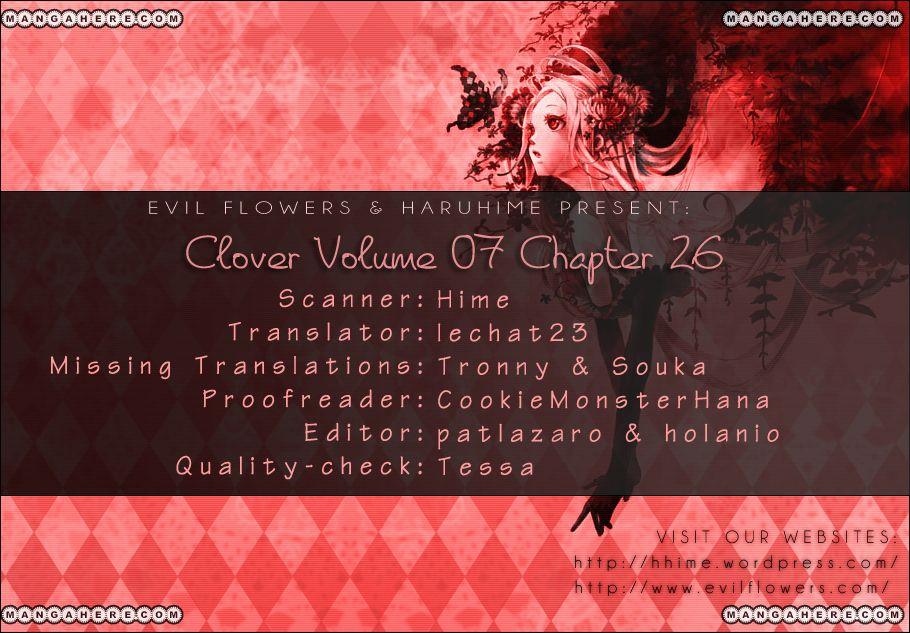 Clover (CHIYA Toriko) 26 Page 2