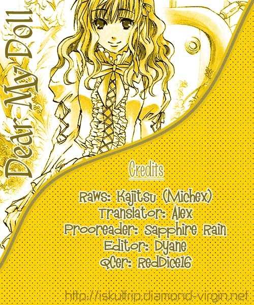 Dear my Doll - Kimito no Yakusoku 2 Page 2