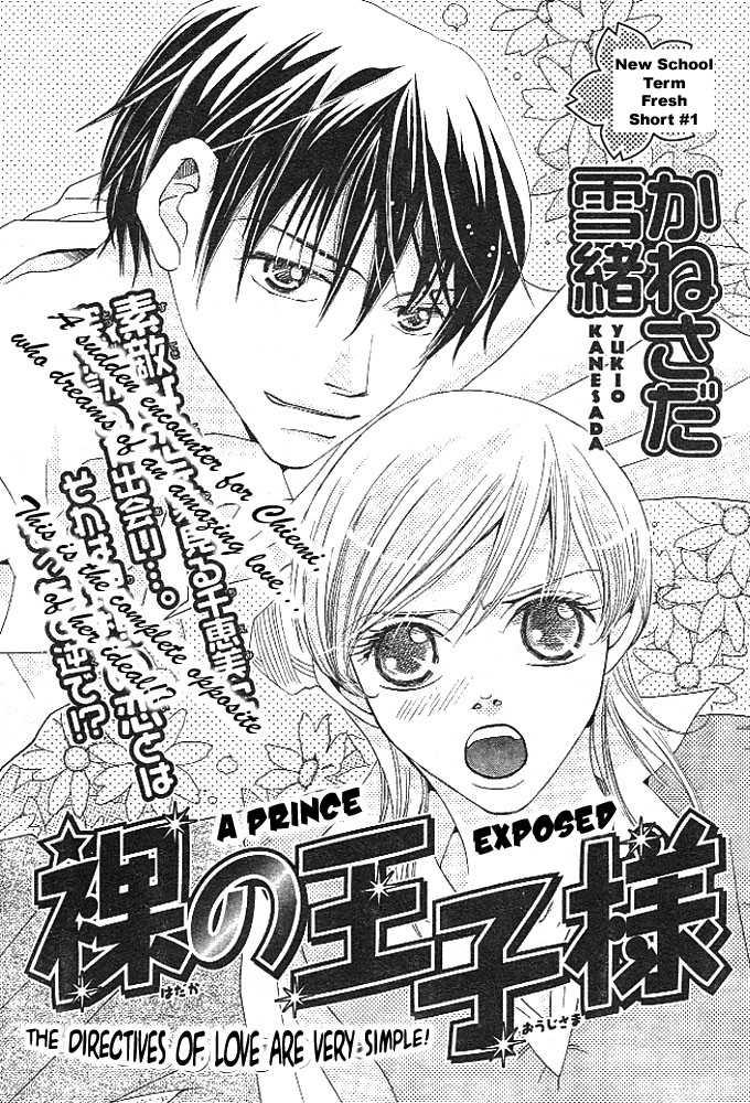 Hadaka no Ouji-sama 0 Page 2