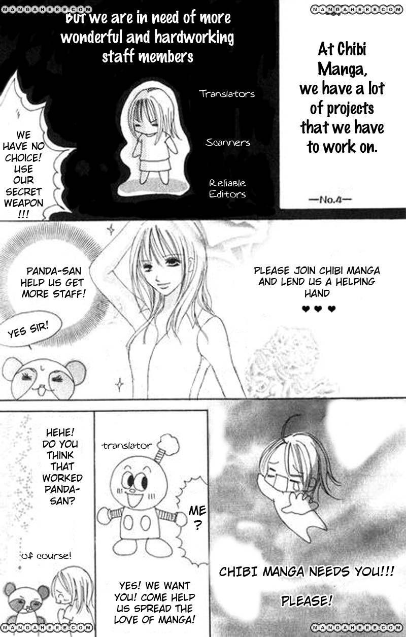 Boku kara Kimi ga Kienai 23 Page 3