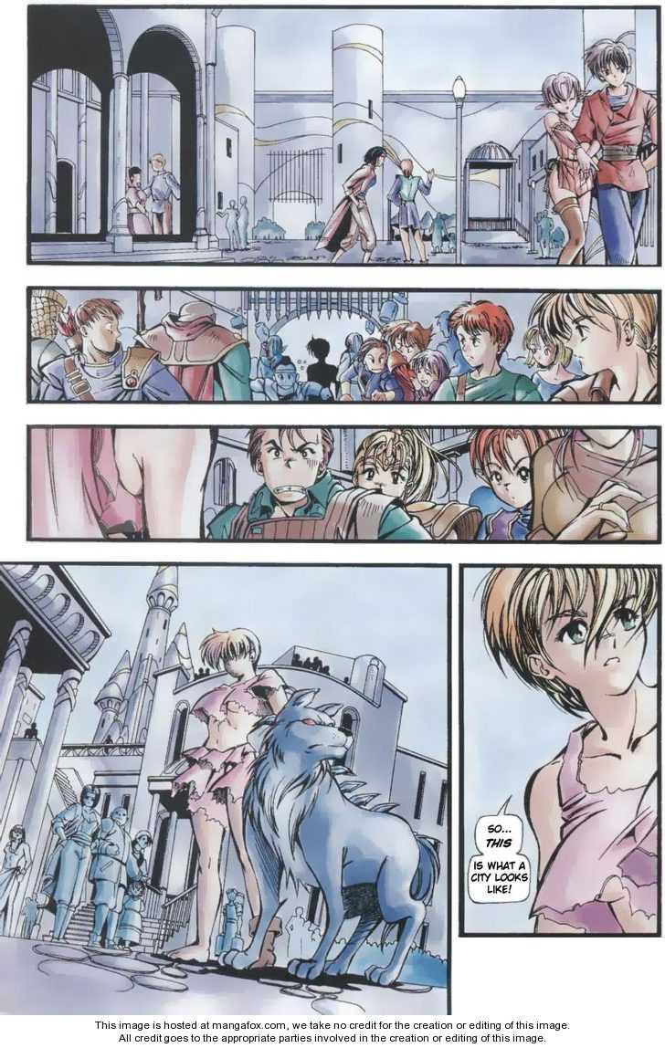 Holy Avenger 1 Page 5