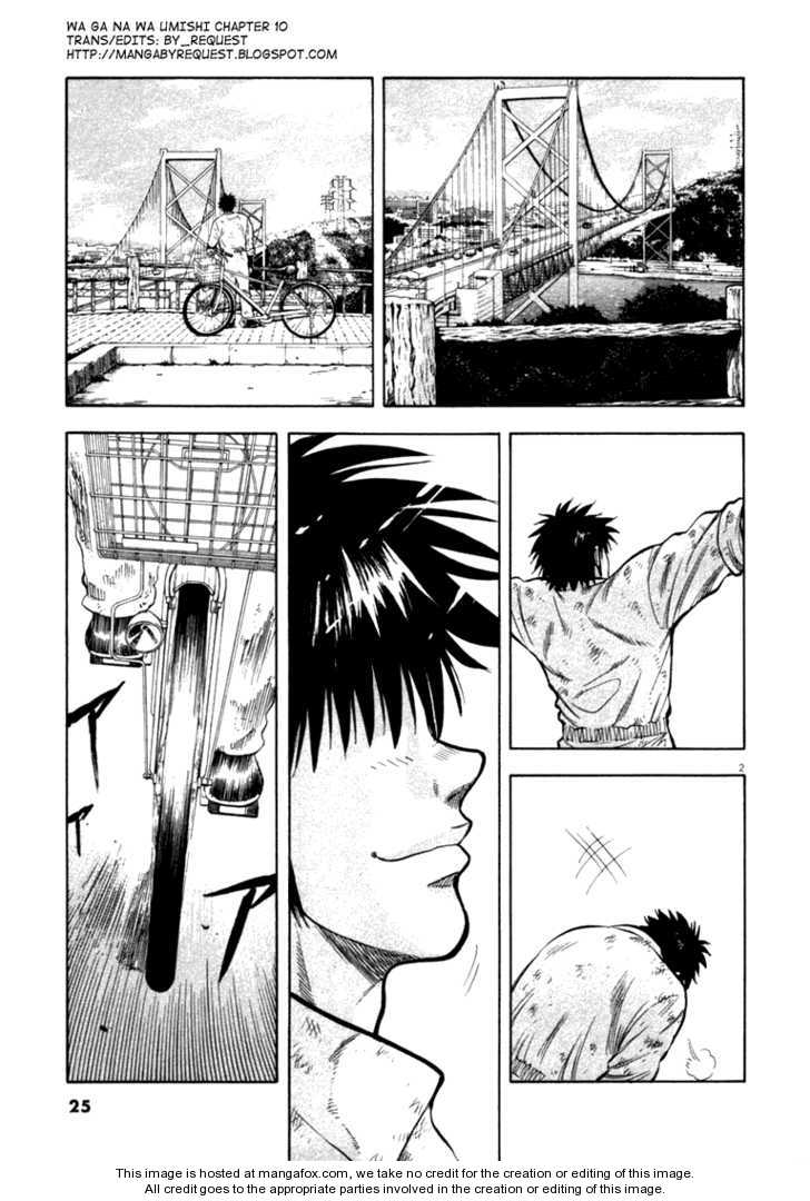 Waga Na wa Umishi 10 Page 2