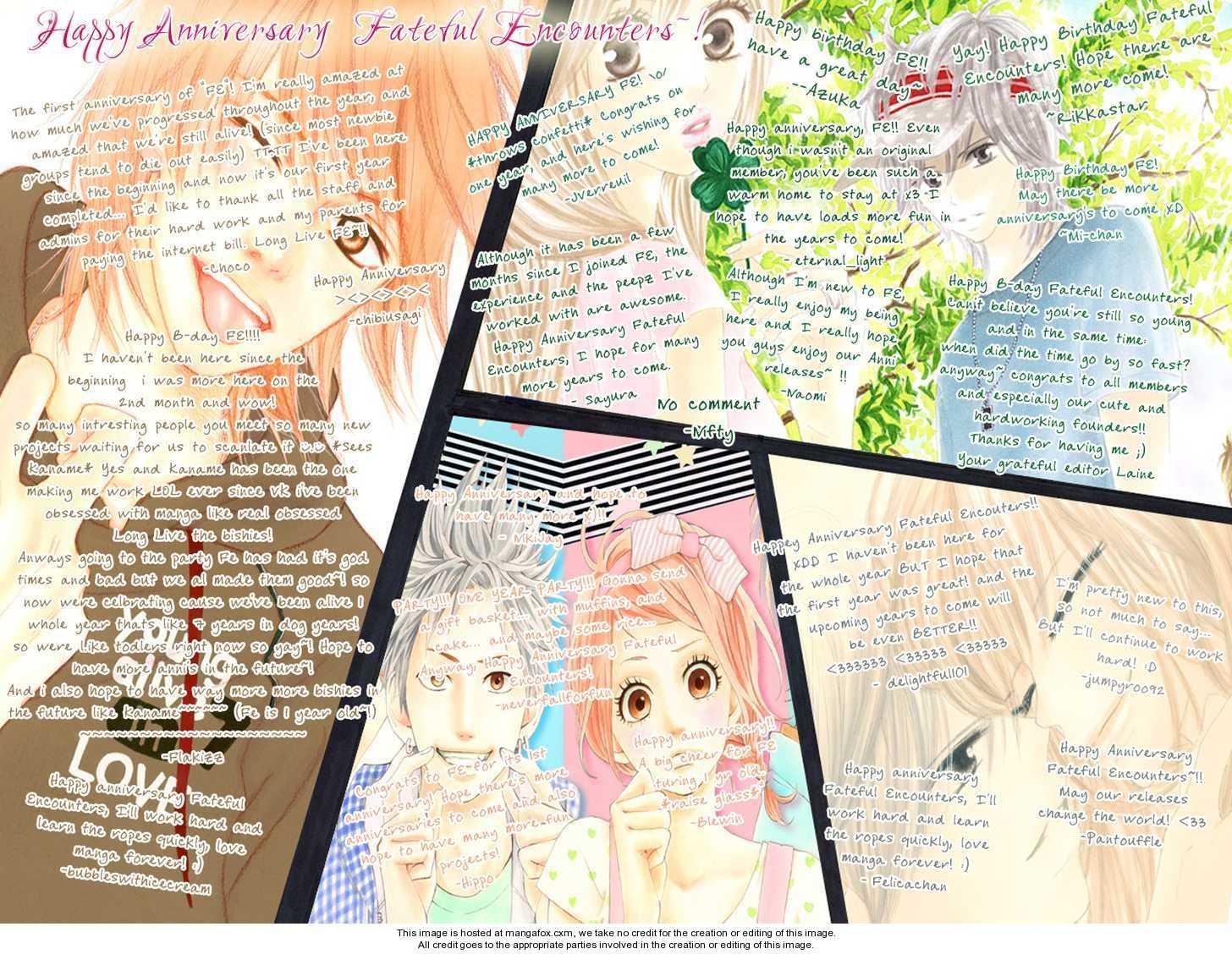 Kimi ni Todoke 18 Page 1