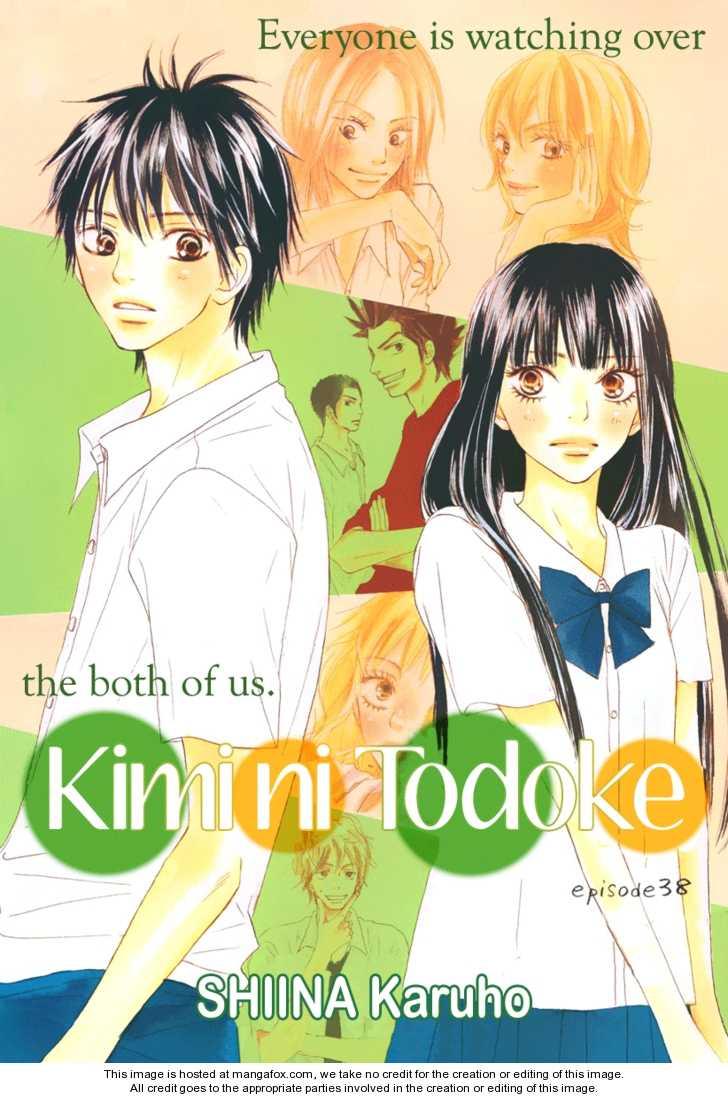 Kimi ni Todoke 38 Page 2