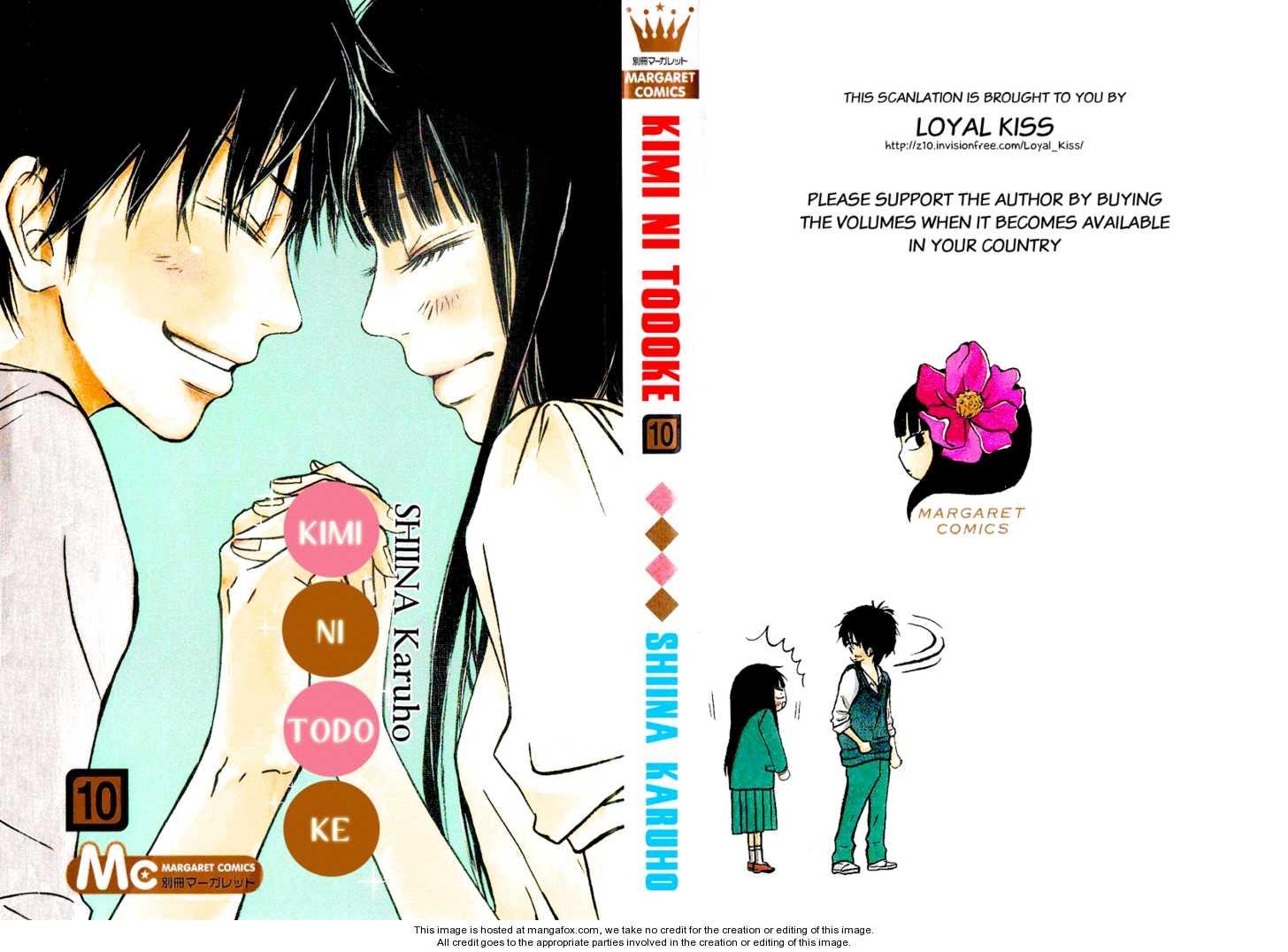 Kimi ni Todoke 39 Page 1