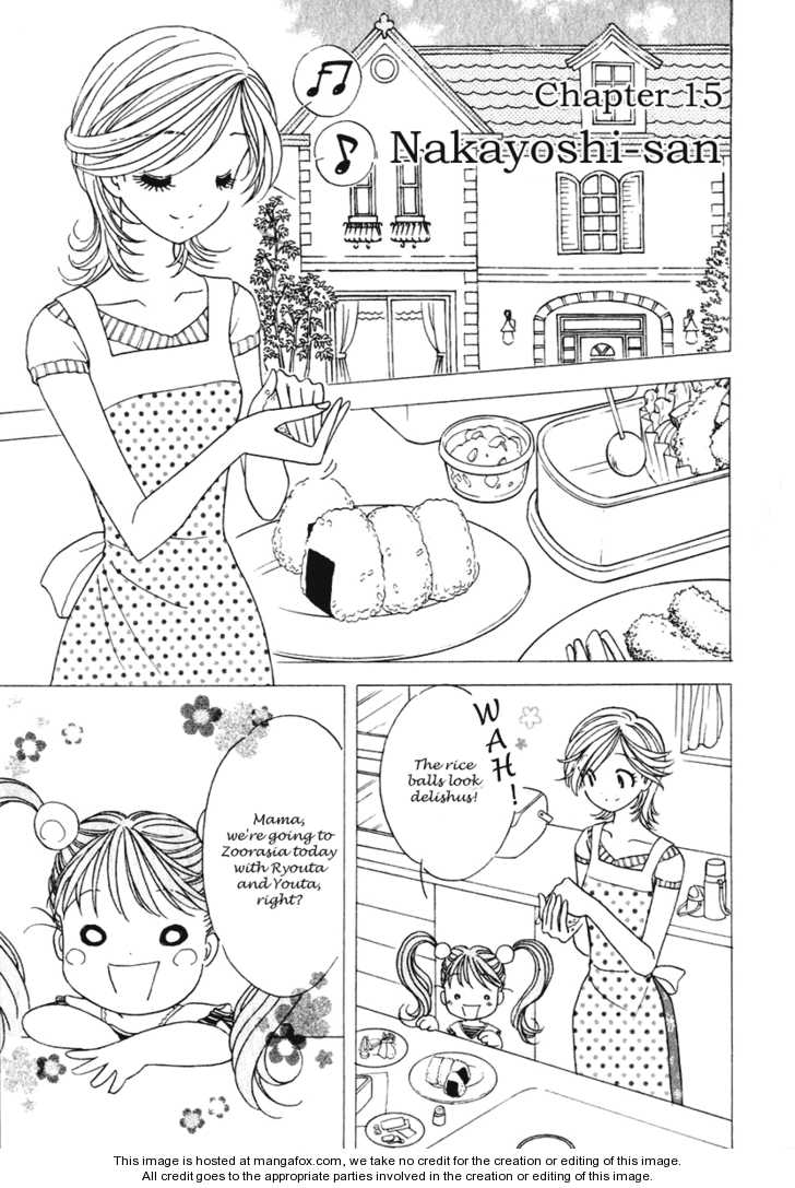 Orange Yane no Chiisana Ie 15 Page 3