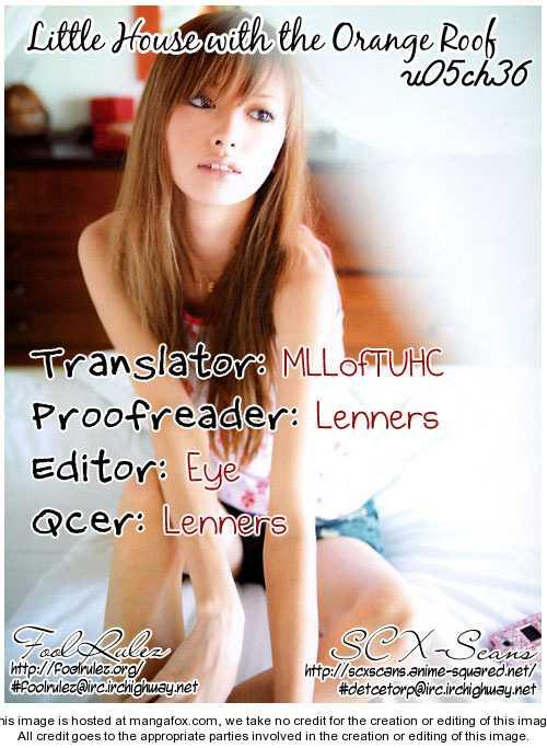 Orange Yane no Chiisana Ie 36 Page 1
