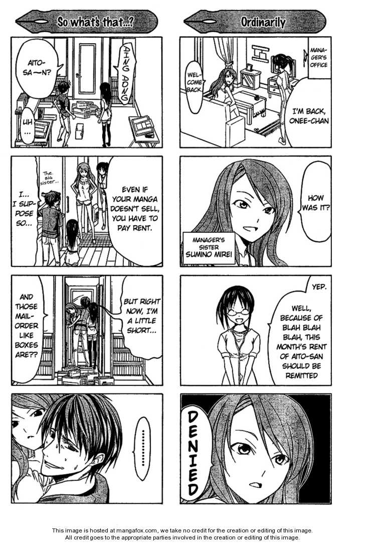 Mangaka-san to Assistant-san to 5.1 Page 4