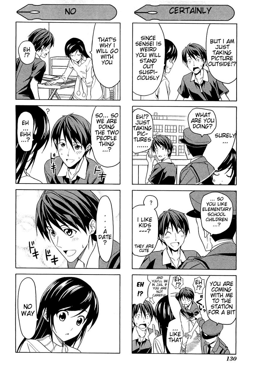 Mangaka-san to Assistant-san to 23.5 Page 2