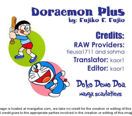 Doraemon Plus 7 Page 1