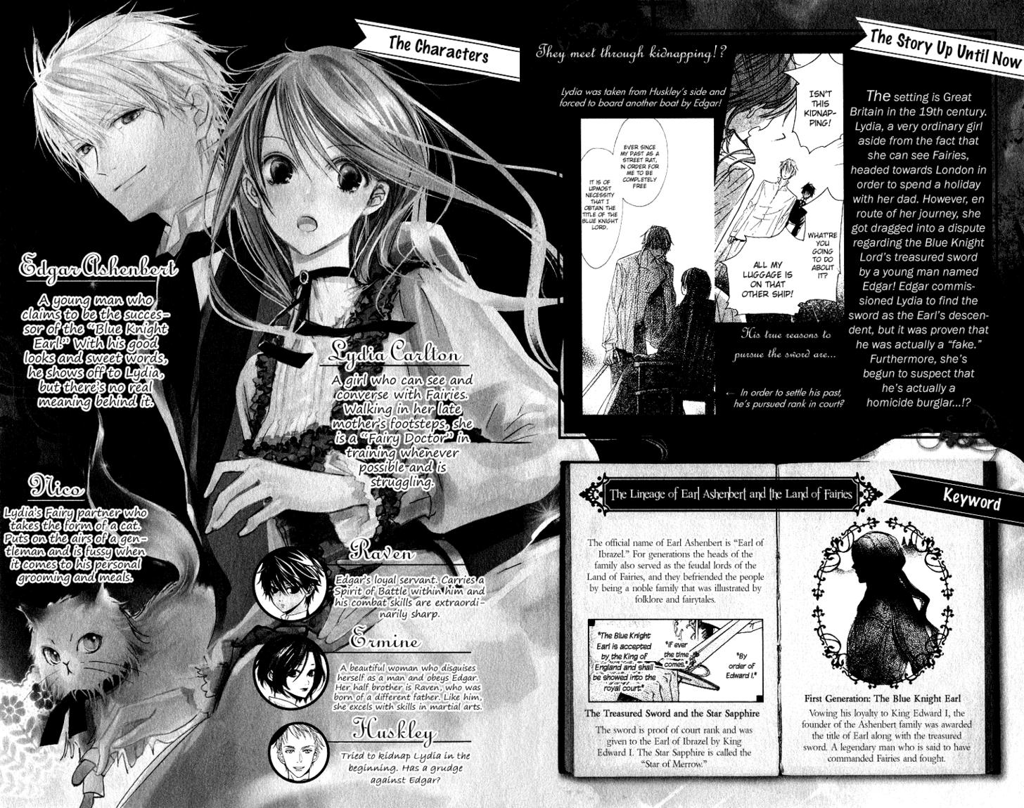 Hakushaku to Yousei 4 Page 3
