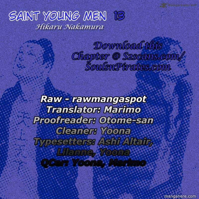 Saint Oniisan 13 Page 1