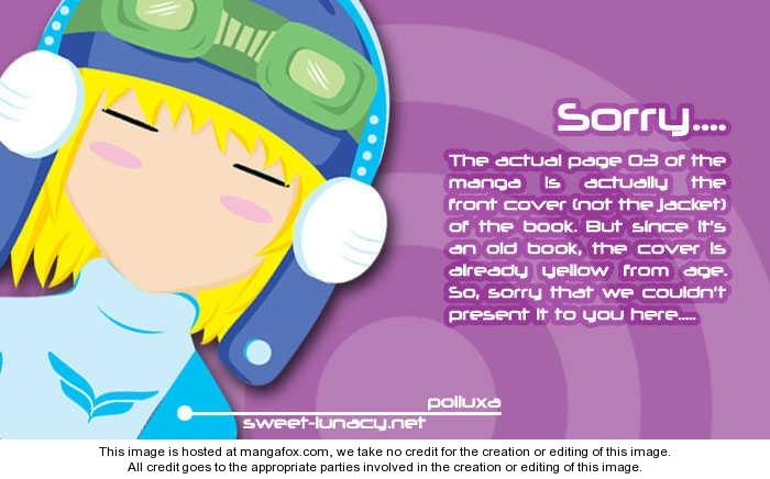 Egotist na Seishokusha 1 Page 3