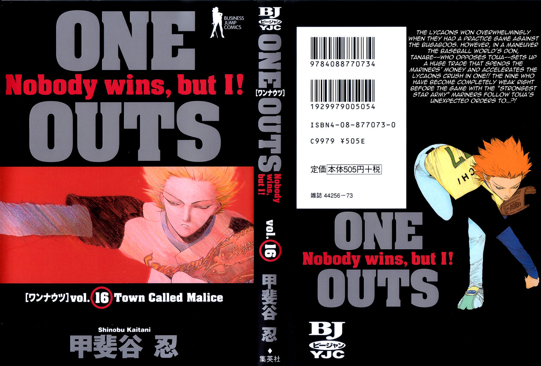 One Outs 133 Page 2
