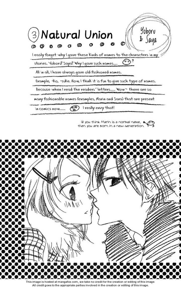 Hidarite no Love Letter 3 Page 1