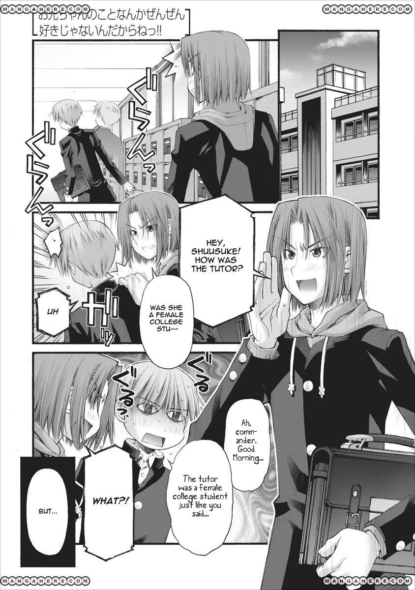 Oniichan no Koto Nanka Zenzen Suki ja Nai n da kara ne 43 Page 2