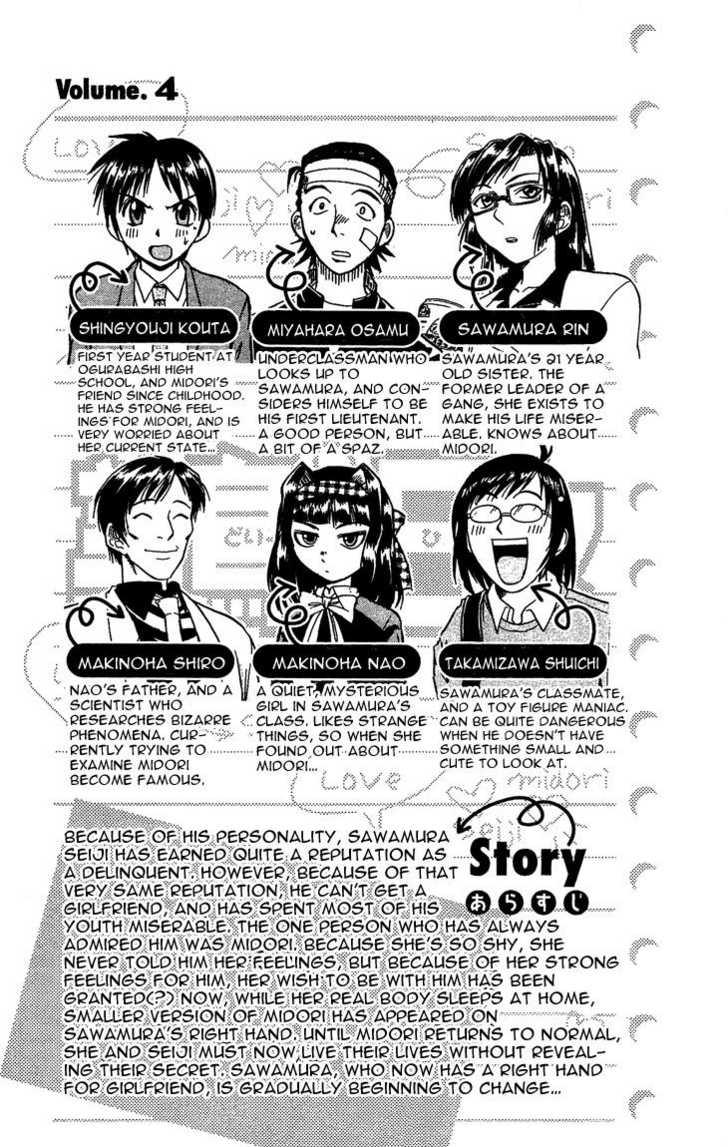 Midori no Hibi 33 Page 3